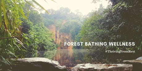 Forest Bathing Wellness @ Bukit Batok Nature Park tickets
