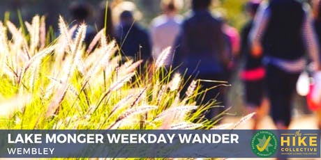 Experience Lake Monger Weekday Wander tickets