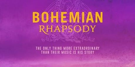 Bohemian Rhapsody -Outdoor Cinema tickets