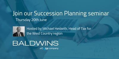 Succession Planning Seminar