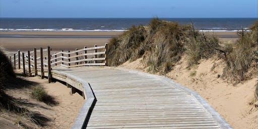 Staff Beach Walk