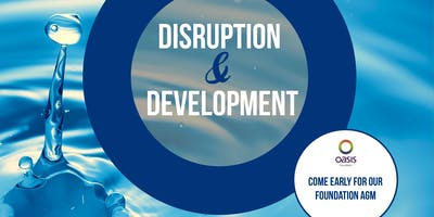 Oasis Summer Salon - Disruption & Development