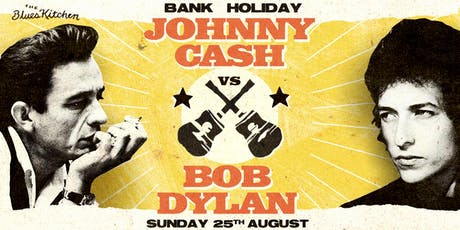 Bob Dylan vs Johnny Cash tickets