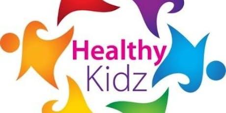 Healthy Kidz Summer Sports Camp - Portadown People's Park tickets