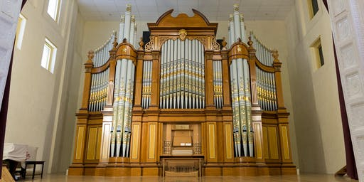 Thomas Trotter in Concert at the Hill & Son Grand Organ