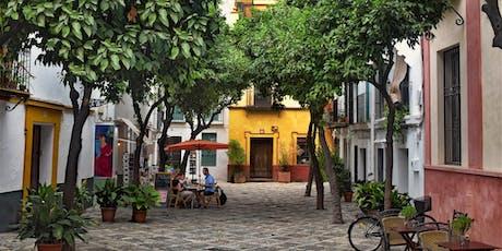 FREE TOUR JUDERÍA DE SEVILLA -Todas las mañanas y tardes- entradas