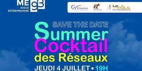 Summer Cocktail des Réseaux