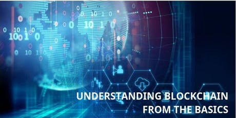 Understanding Blockchain from the Basics hosted by Archisphere Technologies tickets