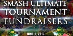 Cyberninjaz Monthly Smash Fundraiser-July