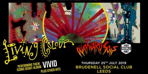 Living Colour (Brudenell Social Club, Leeds)
