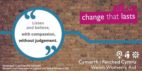 """Change that Lasts """"ask me"""" Community Ambassador Training (25th July & 1st August) tickets"""