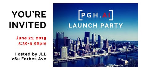 PGH.AI Launch Party tickets
