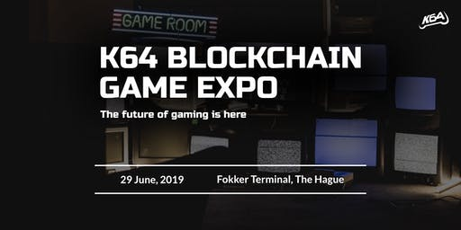 K64 BLOCKCHAIN GAME EXPO
