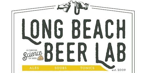 Long Beer Lab & Proeflab Kef Beer, Cheese & Bread Tasting