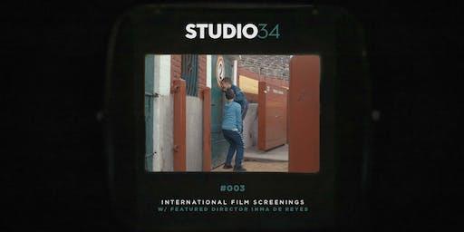 Studio34 presents | International Film Screenings 002 | To Be a Torero
