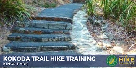 Experience Kokoda Trail Hike Training & Brunch tickets