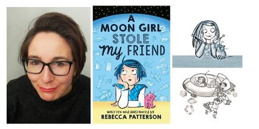 Meet the author: Rebecca Patterson