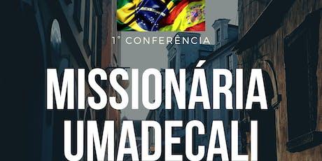 Conferência Missionaria Jovem ADF - Campo Limpo ingressos