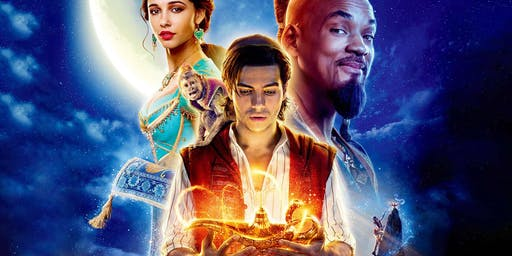 Movie: Aladdin at Studio Movie Grill - Chatham in Chicago