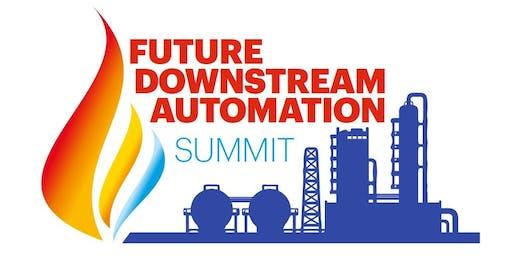 Future Downstream Automation Summit 2019