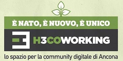 Inaugurazione H3 Coworking