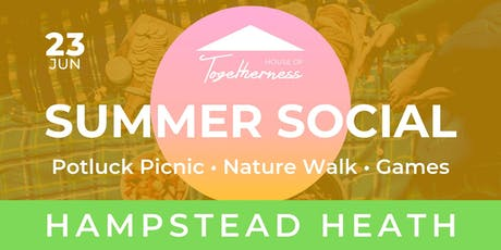 Pot Luck in the Park: Summer Social tickets