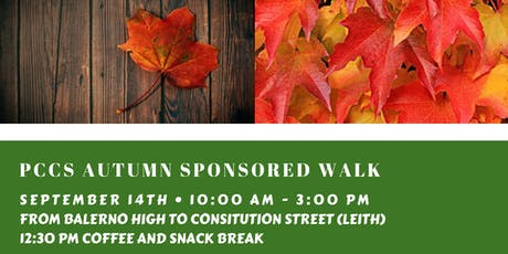 Autumn Sponsored Walk  tickets