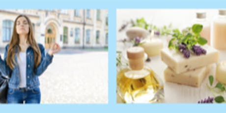 Naturally Chilled Aromatherapy Make & Take Workshop tickets