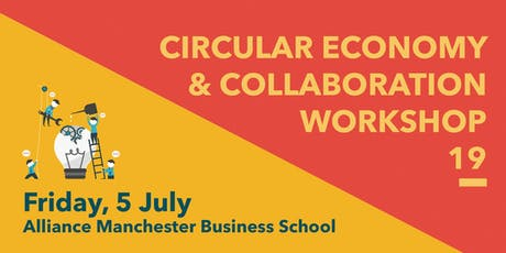 Circular Economy and Collaboration Workshop tickets