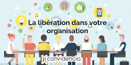 Meetup : La libération dans votre organisation billets