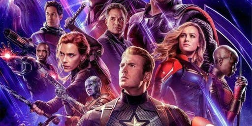 Movie: The Avengers: End game at ShowPlace ICON in Chicago