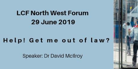 LCF North West Forum 29 June 2019 tickets