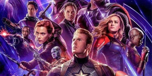 Movie: The Avengers: End game at Studio Movie Grill in Chicago