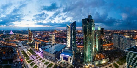 """Kazakhstan: New Economic Opportunities"" business seminar tickets"