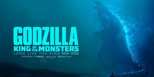 Movie: Godzilla: King of the Monsters at AMC Century City 15 in Los Angeles