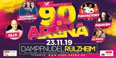 90er Arena Rülzheim Tickets