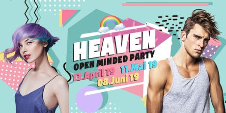 Heaven Party XXL am CSD Mannheim - August 2019 Tickets