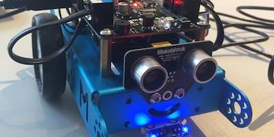 Fortlaufender Kurs: Robotics (8 bis 12 Jahre)