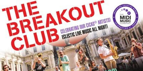 The Breakout Club tickets
