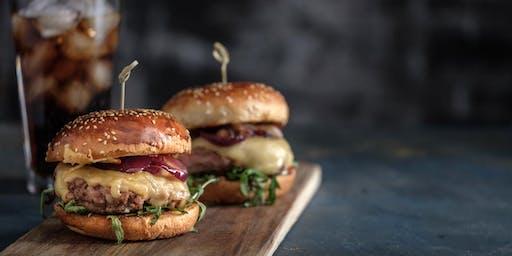 BBQ Burger im Laurenz 4