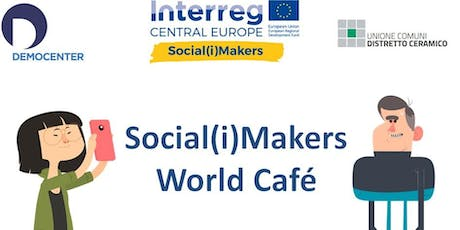 Social(i)Makers World Café biglietti