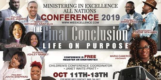 Ministering in Excellence All Nations Conference