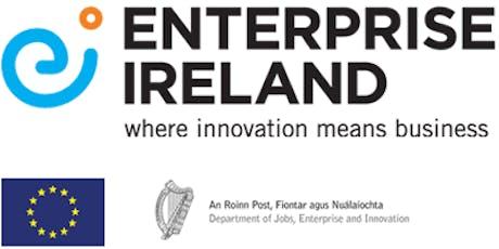 Enterprise Ireland- Feasibility Grants tickets