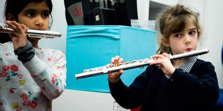 The Conservatoire Open Day - Play! Flute (6-9 yrs) tickets