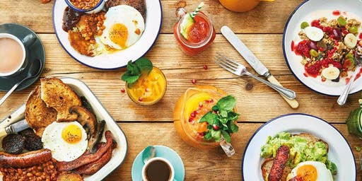 Minimum of 6 tickets | Bottomless Prosecco Brunch | Brighton, Sussex