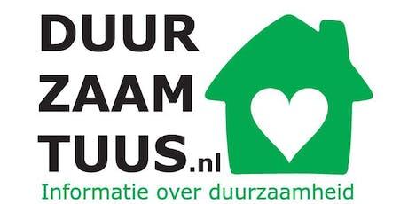 Duurzaamtuus.nl Kapelle 30/11/2019 tickets