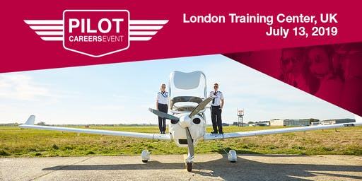 Airline Pilot Careers Event: London Training Center – July 13, 2019
