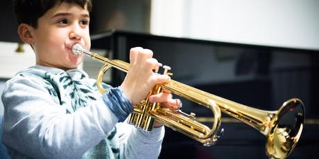 The Conservatoire Open Day - Play! Brass (6-9 yrs) tickets