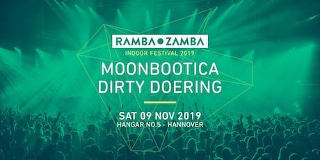 RAMBA ZAMBA Indoor Festival 2019 Tickets