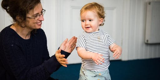 The Conservatoire Open Day - Tiny Tots (6-18 mths)